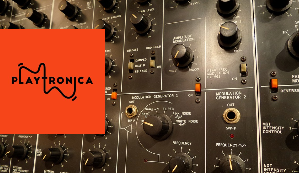 Playtronica online synths